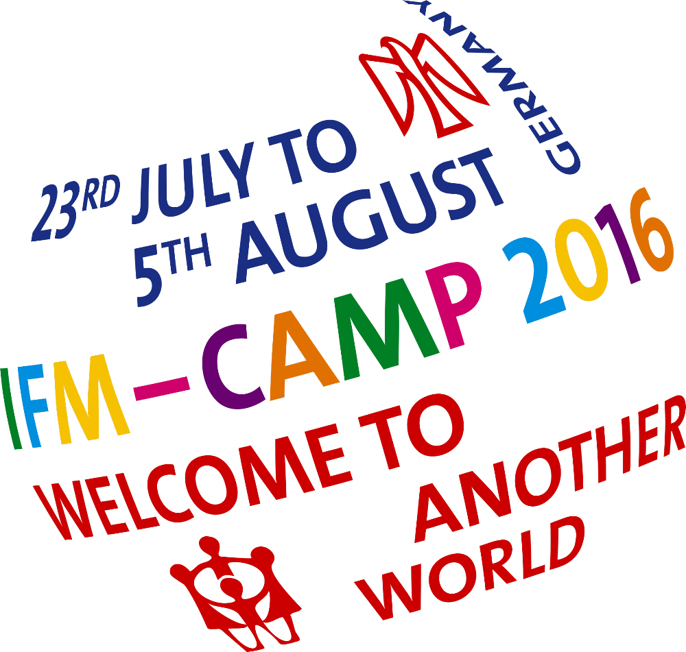IFM camp 16 logo