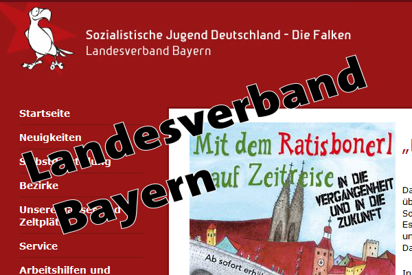 SJD - Die Falken | Landesverband Bayern